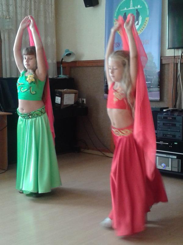 овсточный танец